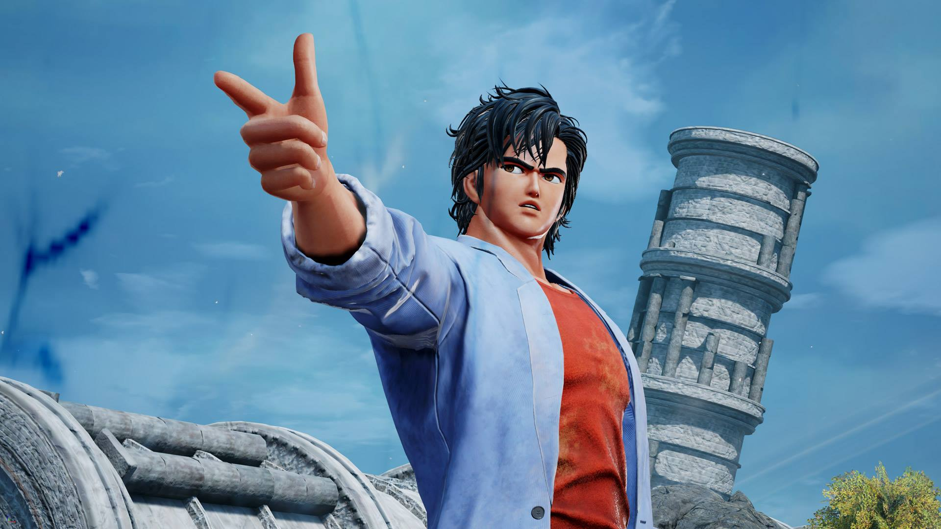 Jump Force Screen 3