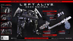 Left Alive Mech Edition 2