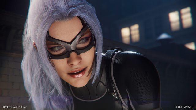 Marvels Spider-Man The Heist Screenshot