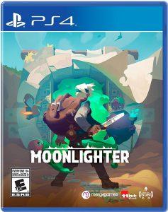 Moonlighter PS4 Boxart