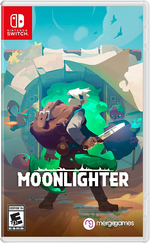 Moonlighter Switch Boxart
