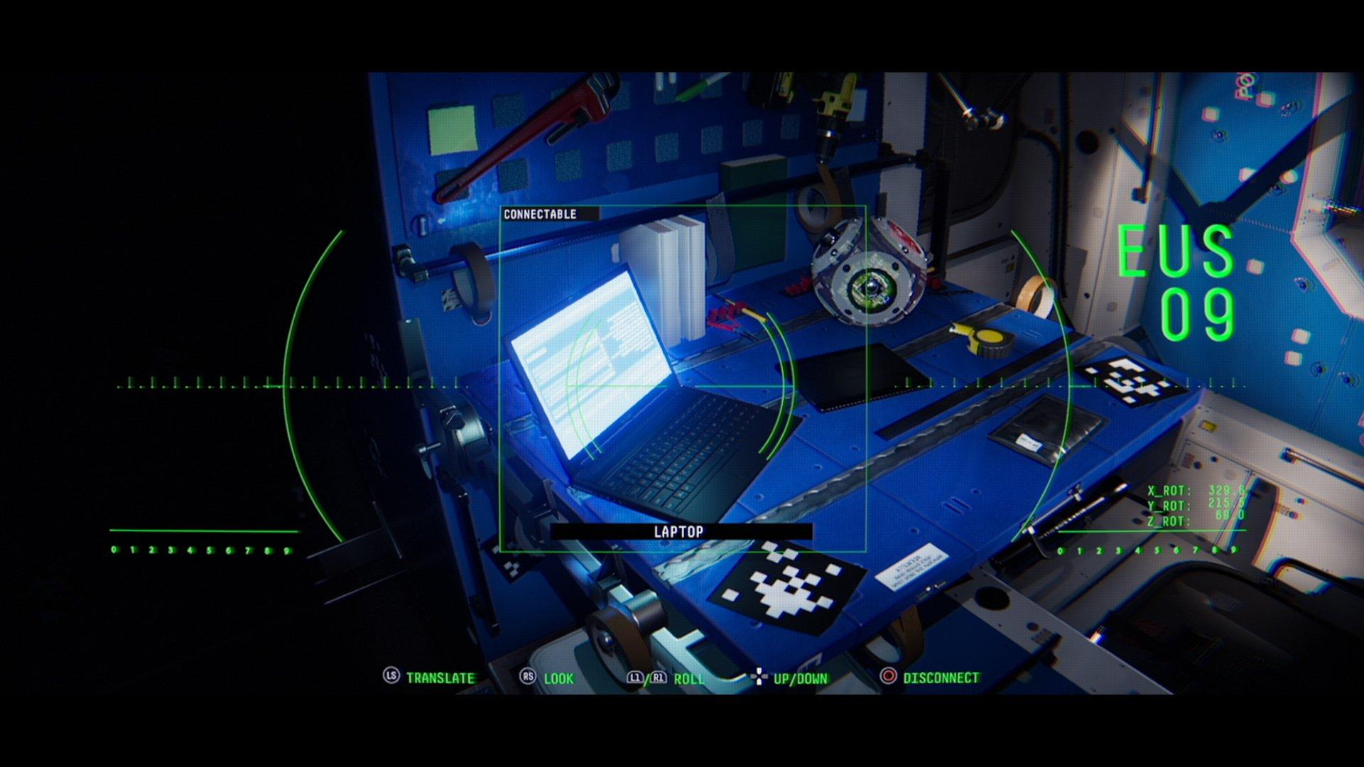 Observation Screen 7