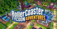 RollerCoaster Tycoon Adventures Banner