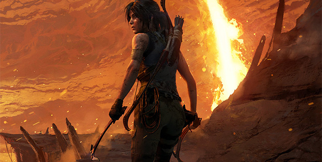 Shadow of the Tomb Raider The Forge Banner