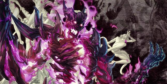 Soulcalibur VI Inferno Banner