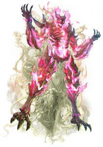 Soulcalibur VI Inferno Character Art