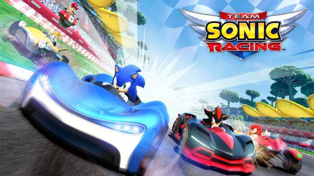 Team Sonic Racing Key Visual