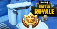 Fortnite Season 6 Week 4 Challenges: Battle Star Treasure Map, Shooting Gallery, Doorbell & Dancing Locations Guide