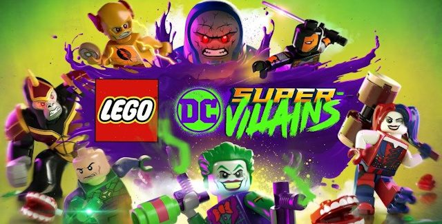 Lego DC Super Villains Walkthrough