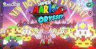 Super Mario Odyssey Pixel Luigis & Captain Toads Locations Guide
