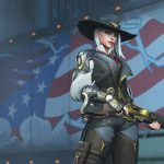 Ashe Overwatch Screen 10