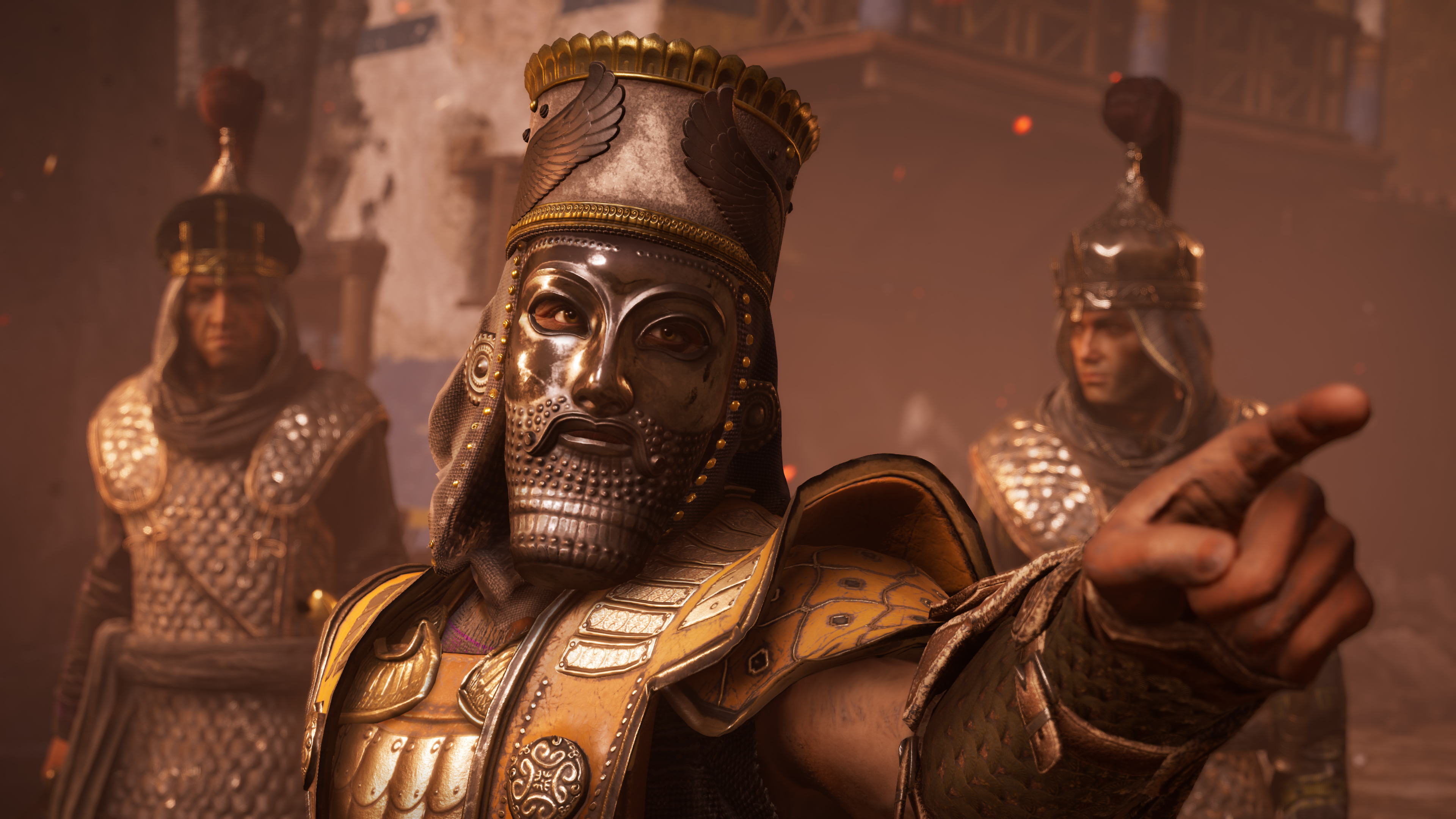 Assassin's Creed Odyssey Legacy of the First Blade Screen 6