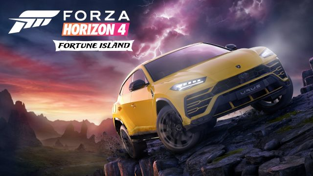 forza horizon 4 dlc 39 fortune island 39 release date. Black Bedroom Furniture Sets. Home Design Ideas