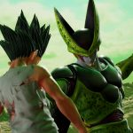 Jump Force Cell and Piccolo 1