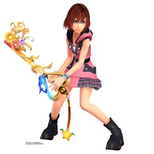 Kingdom Hearts III Kairi Artwork 2