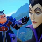 Kingdom Hearts III Malificent and Pete Screen 1