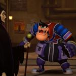 Kingdom Hearts III Malificent and Pete Screen 2