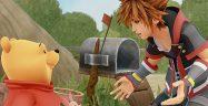 Kingdom Hearts III Winnie the Pooh Banner