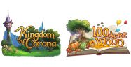 Kingdom of Corona and 100 Acre Wood Banner