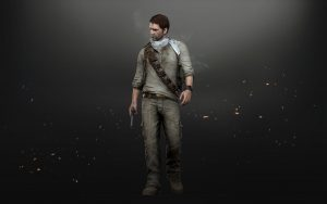 Nathan Drake's outfit from the Uncharted series