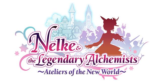 Nelke & the Legendary Alchemists Logo