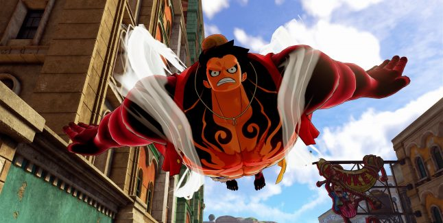 One Piece World Seeker Screen 1