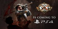 Path of Exile PS4 Banner
