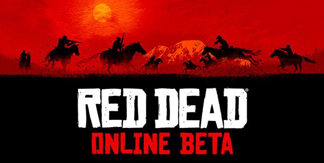 Red Dead Online Beta Banner