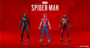 Spider-Man Turf Wars Suits