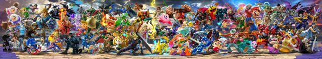 Super Smash Bros Ultimate Update Art