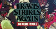 Travis Strikes Again No More Heroes Banner