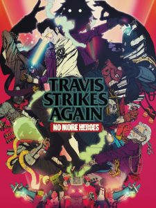 Travis Strikes Again No More Heroes Key Visual