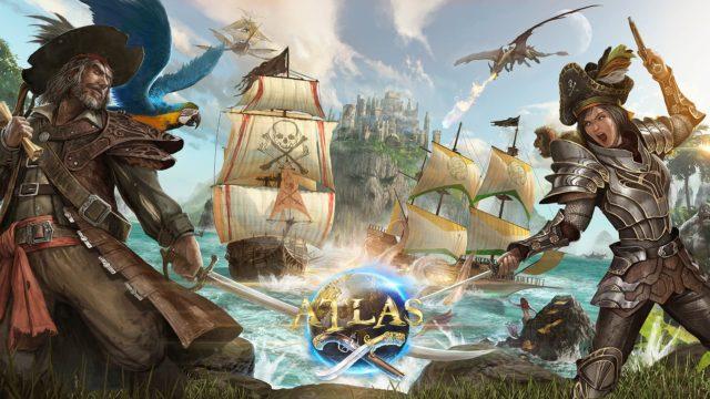 ATLAS Key Visual