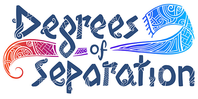 Degrees of Separation Logo