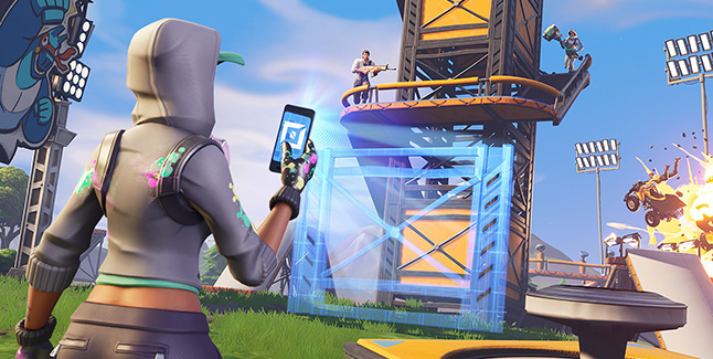 Fortnite Creative Mode Banner