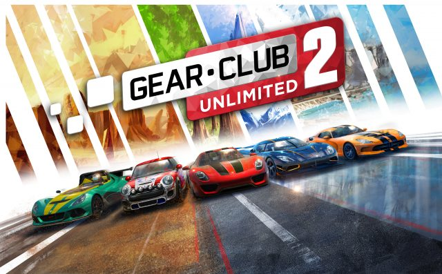 Gear.Club Unlimited 2 Key Art