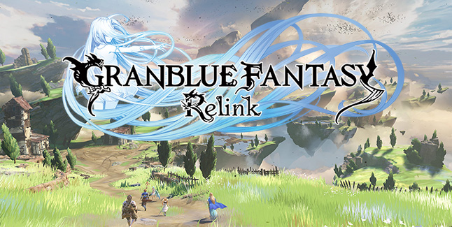 Granblue Fantasy Relink Banner