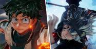 Jump Force Izuku Midoriya and Asta Banner