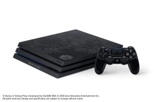 Limited Edition Kingdom Hearts III PS4 Pro Bundle Image 2
