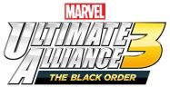 Marvel Ultimate Alliance 3 The Black Order Logo