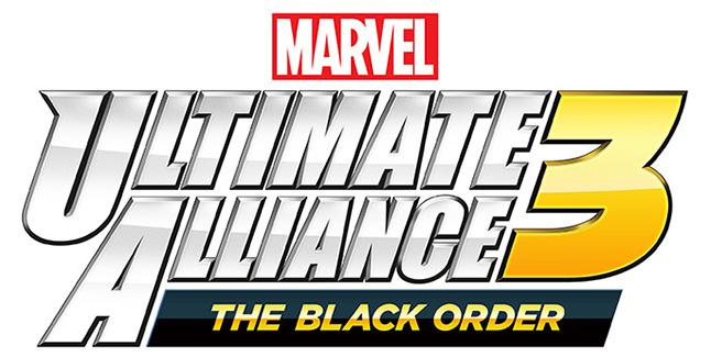 Marvel Ultimate Alliance 3 The Black Order Logo