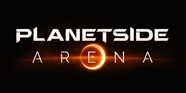 Planetside Arena Logo