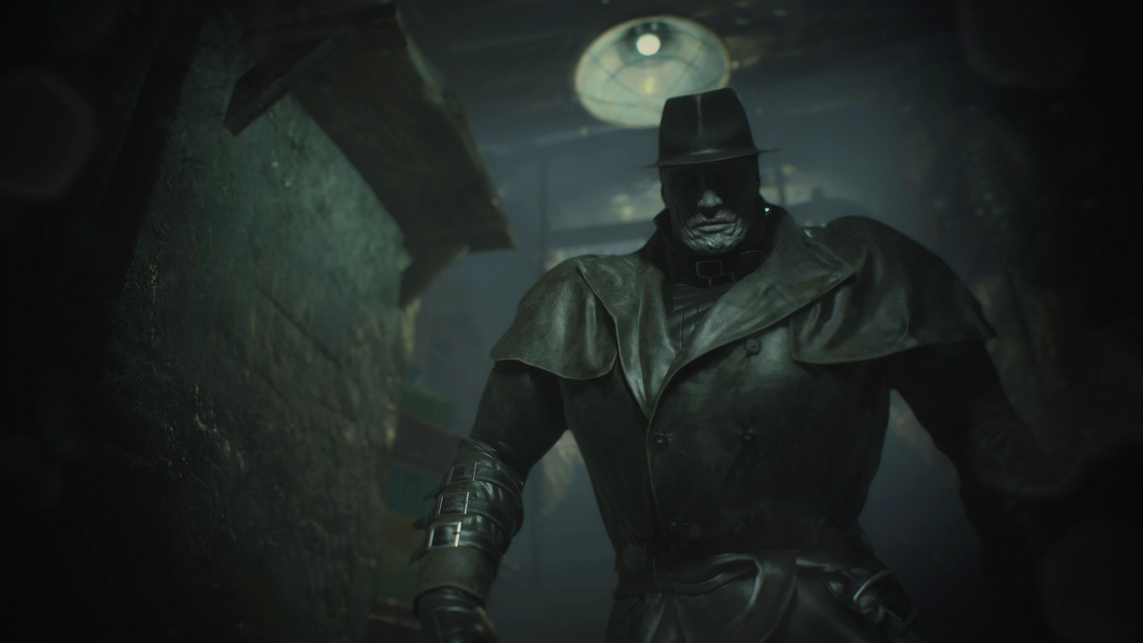 Resident Evil 2 Remake Leaked Screen 2