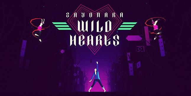 Sayonara Wild Hearts Banner