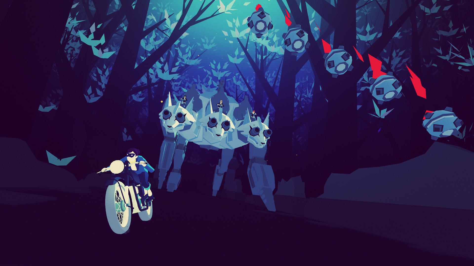 Sayonara Wild Hearts Screen 3