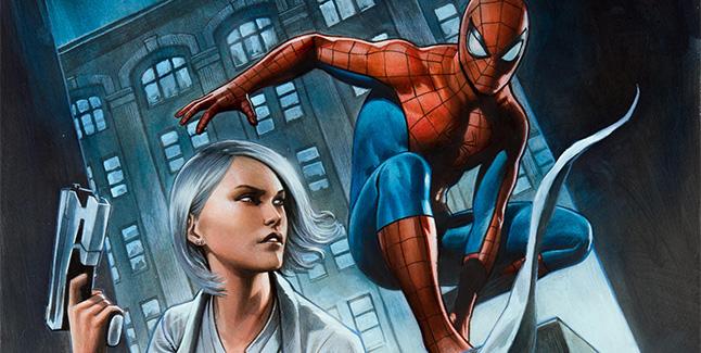 Spider Man DLC 3 Banner