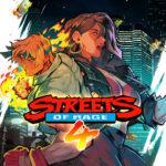 Streets of Rage 4 Key Visual