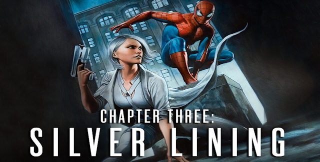 Marvel's Spider-Man: Silver Lining artwork