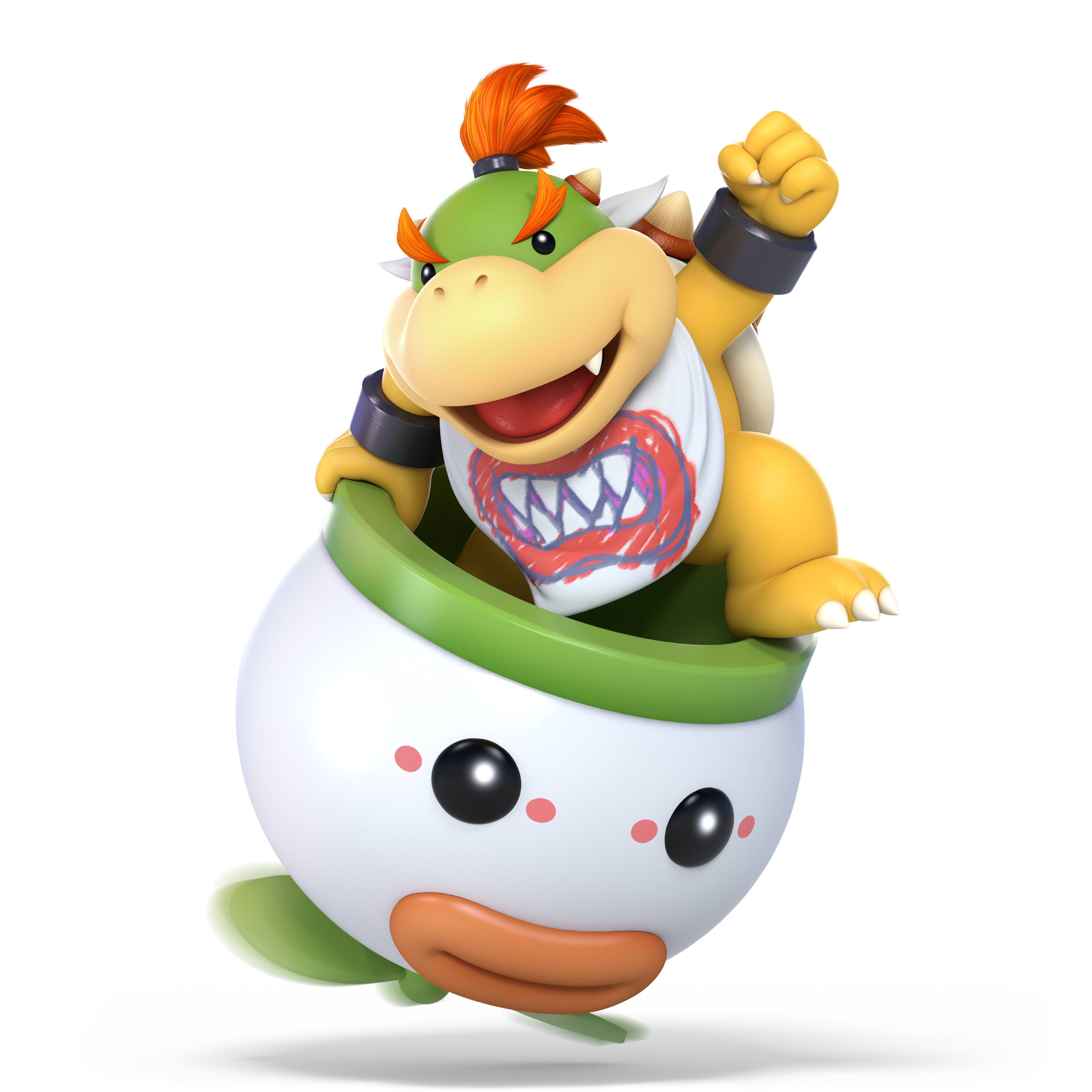 Super Smash Bros Ultimate How To Unlock Bowser Jr.