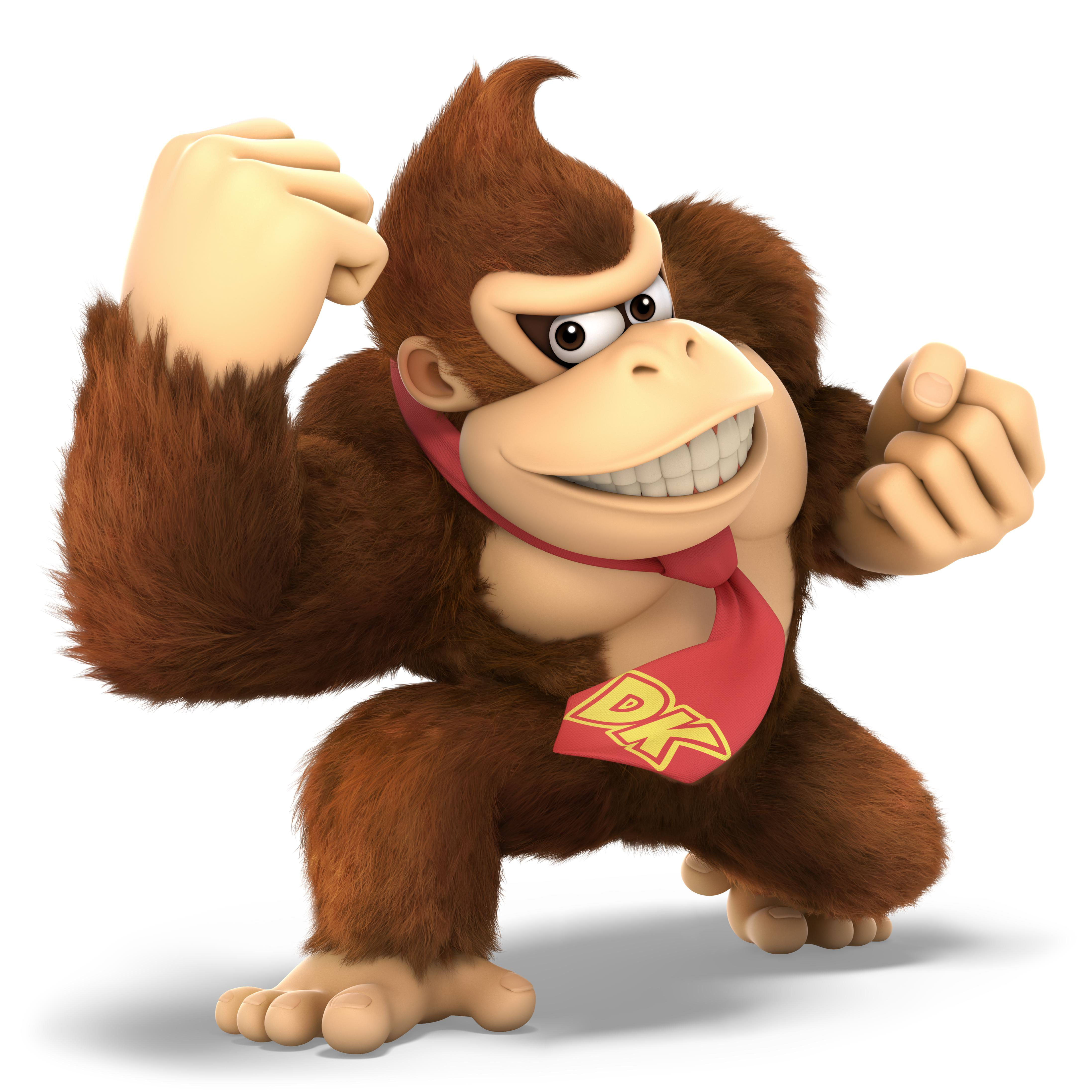Super Smash Bros Ultimate How To Unlock Donkey Kong
